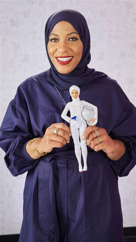 barbie reveals  hijab wearing doll  honour ibtihaj