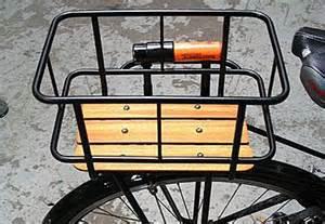 Bike Rack Rear by Rear Basket Bicycle