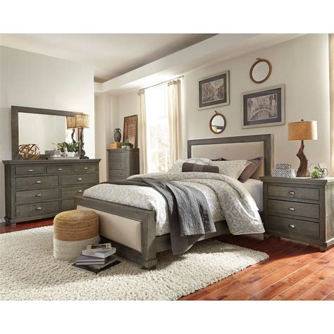 progressive willow bedroom set progressive furniture willow king bedroom group hudson s