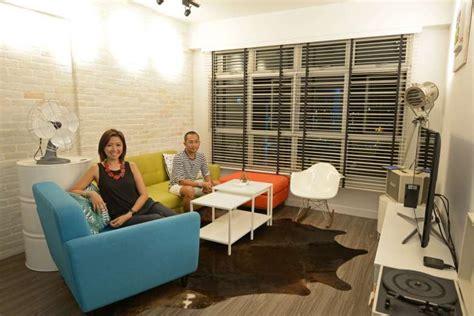 home design blog singapore house tour 24 000 renovation for this four room hdb bto