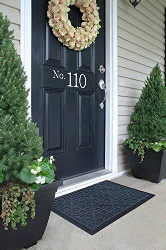 Alpine Neighbor Door Mat   Washable Indoor/Outdoor Low