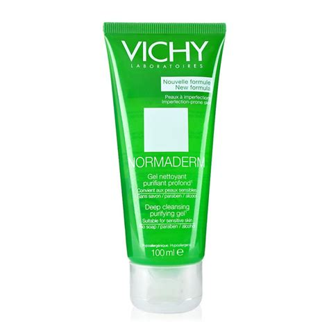 Vichy Normaderm Detox How To Use by Vichy Normaderm Cleansing Purifying Gel 100 Ml 163 4 95