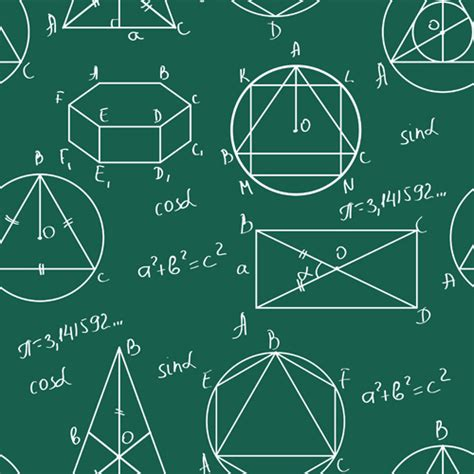 math templates free set of math scribble design vector 01 millions