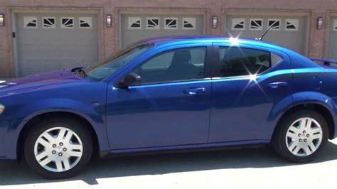 2012 Dodge Avenger Se by Hd 2012 Dodge Avenger Se Blue For Sale See