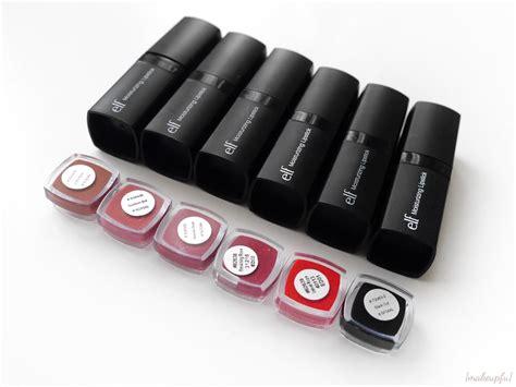 Moisturizing Lipstick Marsala Blush e l f studio moisturizing lipstick s easter egg makeupfu