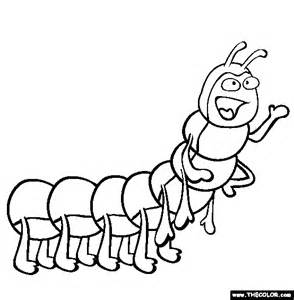 caterpillars to color metamorphosis 20 caterpillar coloring pages and pictures