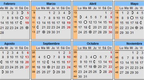Calendario Lunar Marzo 2017 Argentina Calendario Lunar Embarazo 2018 Calendarios De Embarazo