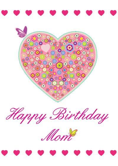 printable birthday cards mom best printable birthday cards for mom studentschillout