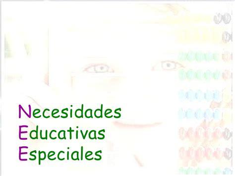 imagenes de nesecidades educativas especiales necesidades educativas especiales