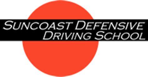 defensive driving school logo suncoast defensive driving school in sarasota