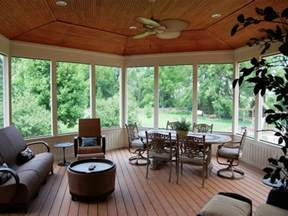Decorating Ideas Small Screened Porches Screened In Porch Ideas To Inspire You Household Tips