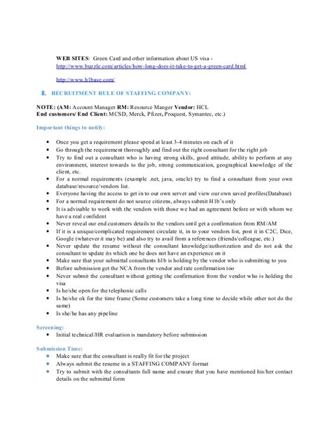 Sle Resume For Green Card Application Green Card Resume Format Resume Format
