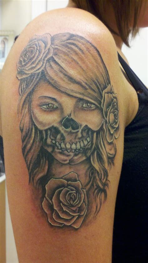 meaning of skull tattoo day of the dead tattoos designs ideas and meaning