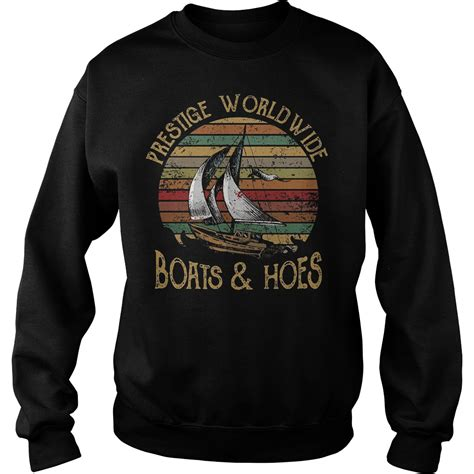 boats and hoes top prestige worldwide boats and hoes sunset shirt hoodie