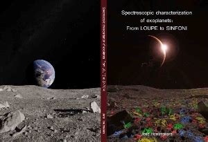 After The Fact Ignas Kleden spectroscopic characterization of exoplanets from loupe to sinfoni universiteit leiden