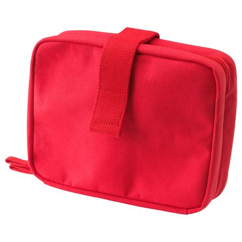 ikea bags f 214 rfina toiletry bag red ikea
