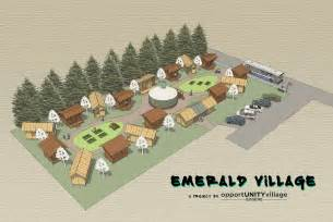 Small Home Villages How Tiny House Villages Could Solve America S Homeless