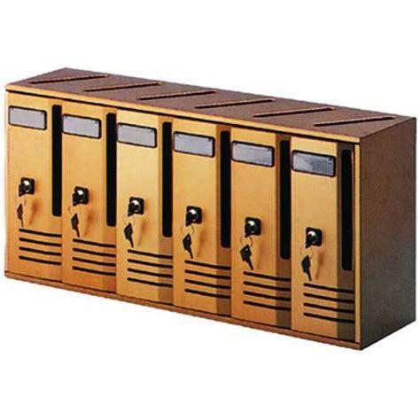 cassette postali alubox prezzi casellari postali alubox alu bronzo con 6 6 box 62x30x17 5