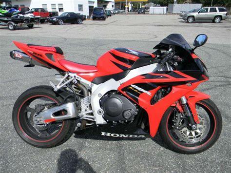 honda cbr for sale 2007 honda cbr1000rr sportbike for sale on 2040 motos