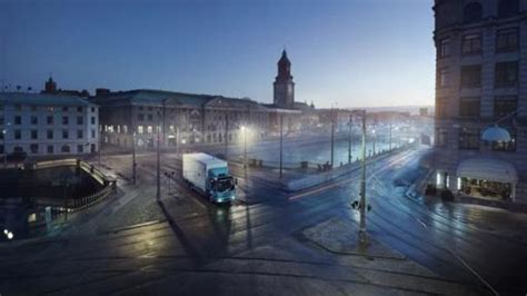 volvo trucks com uk premiere for volvo trucks all electric truck