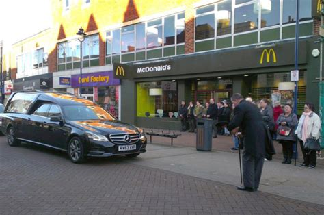 mcfuneral makes last call to mcdonald s during
