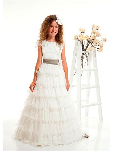 Supplier Dress Katun Linea By Bls 17 best images about primera comunion on pageant dresses patrones and scoop neck