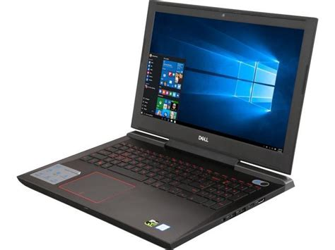 Dell Inspiron 7577 dell inspiron 15 7577 15 6 quot intel i5 7th 7300hq 2 50 ghz nvidia geforce gtx 1060 vr