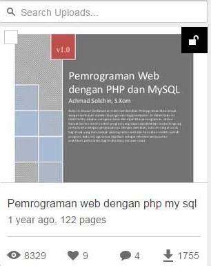 ebook belajar membuat web dengan php ebook php yang wajib anda miliki