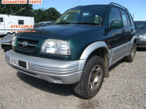 Suzuki Grand Vitara 1999 Parts Suzuki Grand Vitara Breakers Grand Vitara Dismantlers