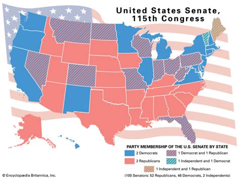 map of the united states showing each state richard shelby united states senator britannica