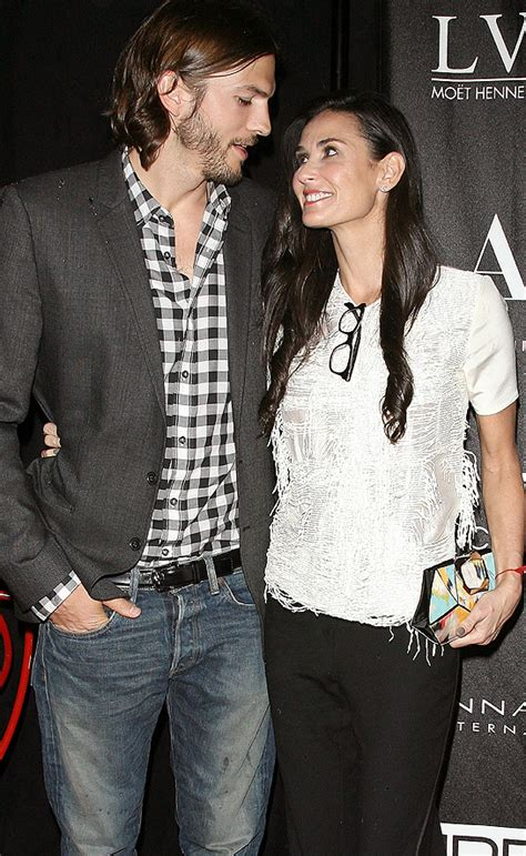 Does Demi A Tight Hold On Ashton by Demi And Ashton Kutcher Are To Divorce After
