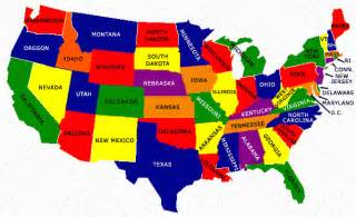 usa map with states only usa map thinglink