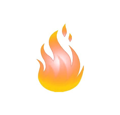 small flame clipart   cliparts  images