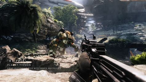 titanfall couch co op titanfall 2 4 players co op revealed new trailer released