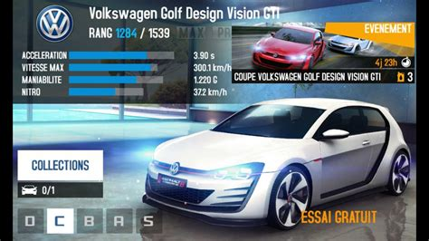 asphalt   golf design vision gti great wall youtube