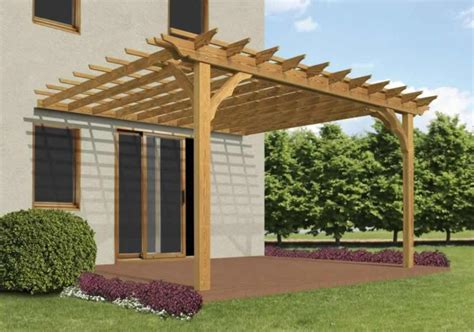 wall mounted pergola kits 28 images how to build a