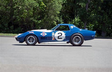 corvette race car 1968 chevrolet corvette l88 sunray dx race car
