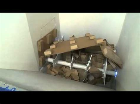 What Is A Trash Compactor Single Auger Compactor With Cardboard Shredder By
