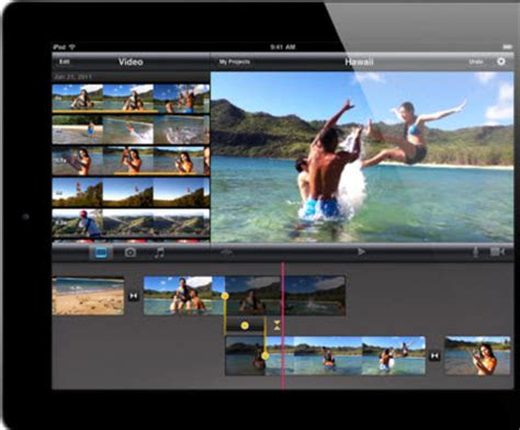 imovie android imovie app destined to be a big hit on 2 venturebeat mobile by dean takahashi