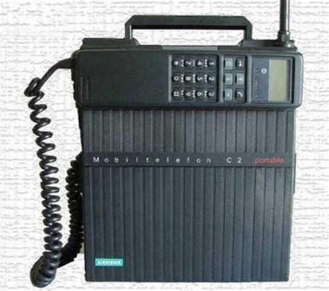 early mobile phones nine mobile telephone models you should not miss