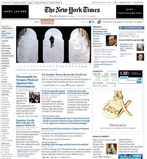 new york times forecast dial the new york times demand media edition