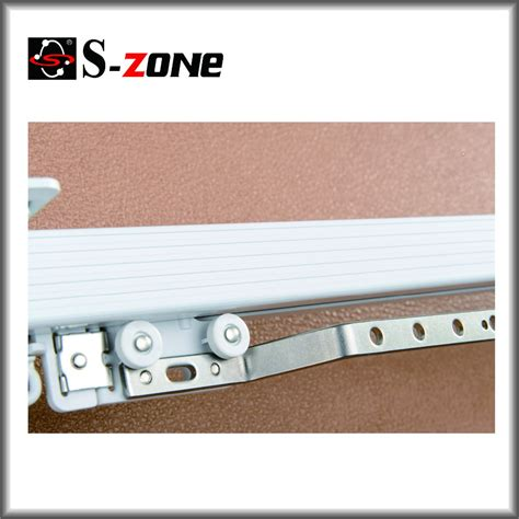 automated curtain track motorized curtain track for electric curtain and automatic
