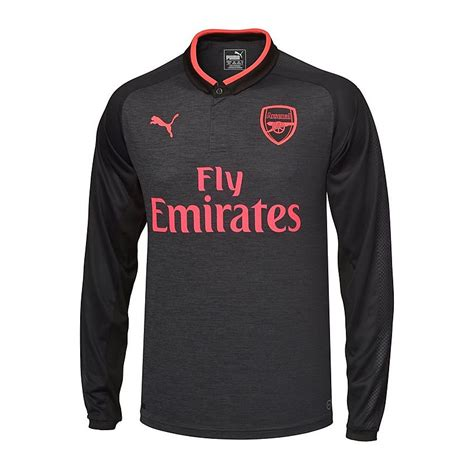 Jersey Arsenal Gk Kiper Pink 2017 2018 Grade Ori Official arsenal 12 giroud home sleeves mens adults 2016 2017 club soccer jerseys