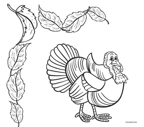 printable turkey coloring pages  kids coolbkids