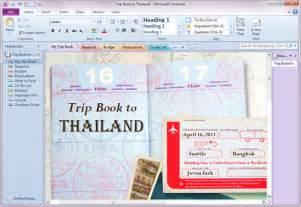 onenote diary template calendar template 2016