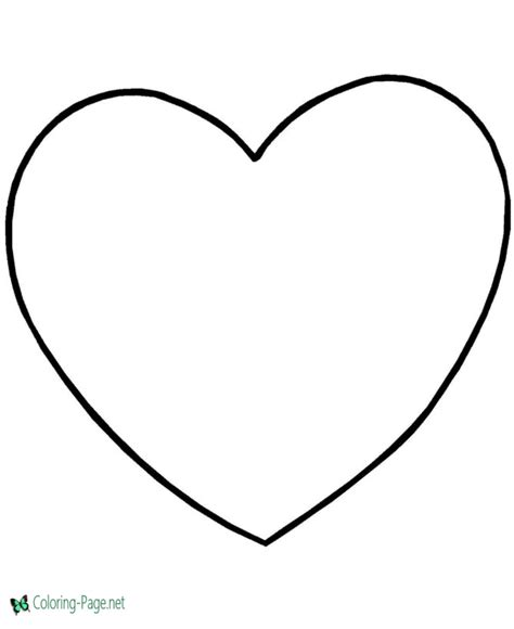 Valentine 180 S Day Coloring Pages Heart To Color Card Coloring Page