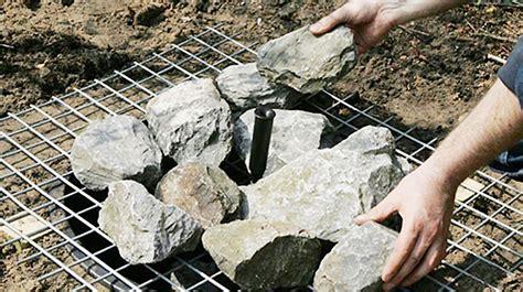 springbrunnen bauen wasser im garten amp teich selbst de