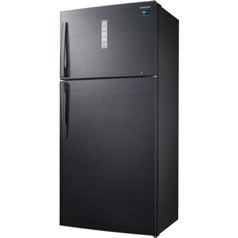 Black Door Refrigerator by Samsung Rt65k7058bs 670l Door Refrigerator Black
