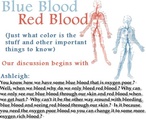 what color is your blood blue blood in veins www pixshark images galleries