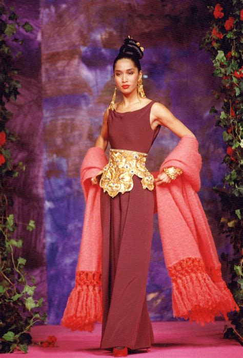 Christian Lacroix Couture by Christian Lacroix Haute Couture Fall Winter 1990 Flickr